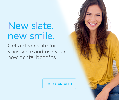 Parker Dentistry - New Year, New Dental Benefits