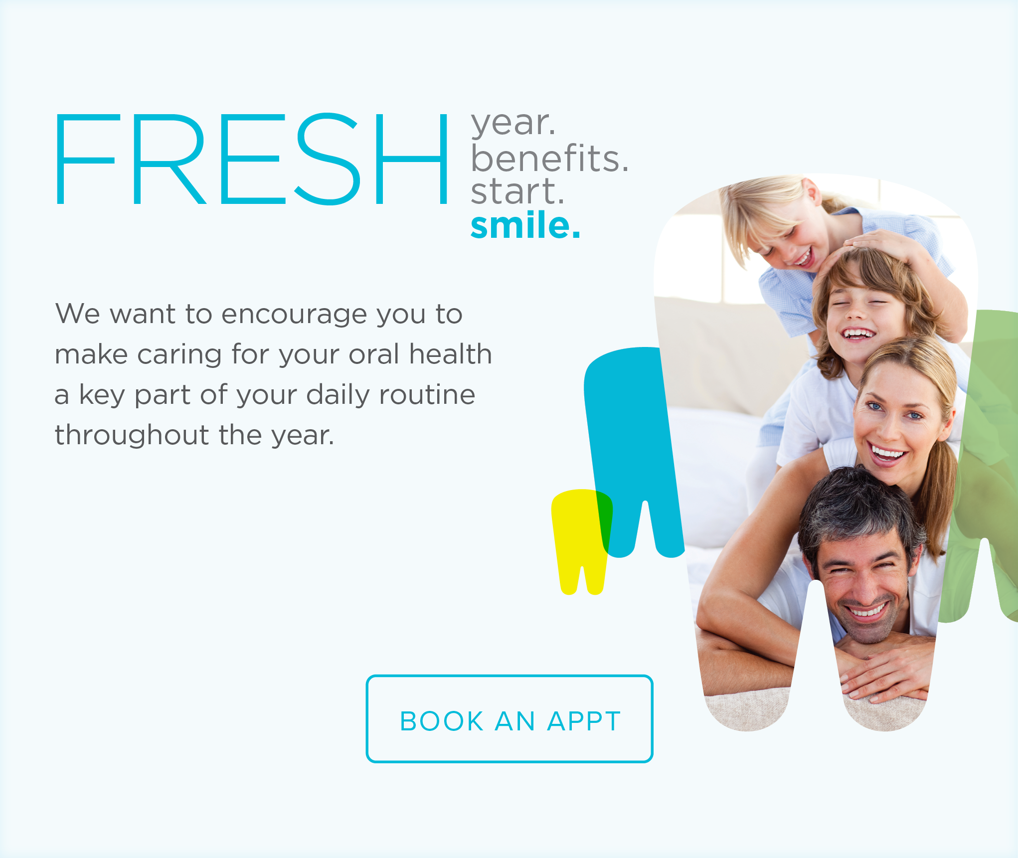 Parker Dentistry - Make the Most of Your Benefits